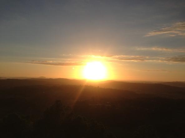 Easter Sunrise Dulong